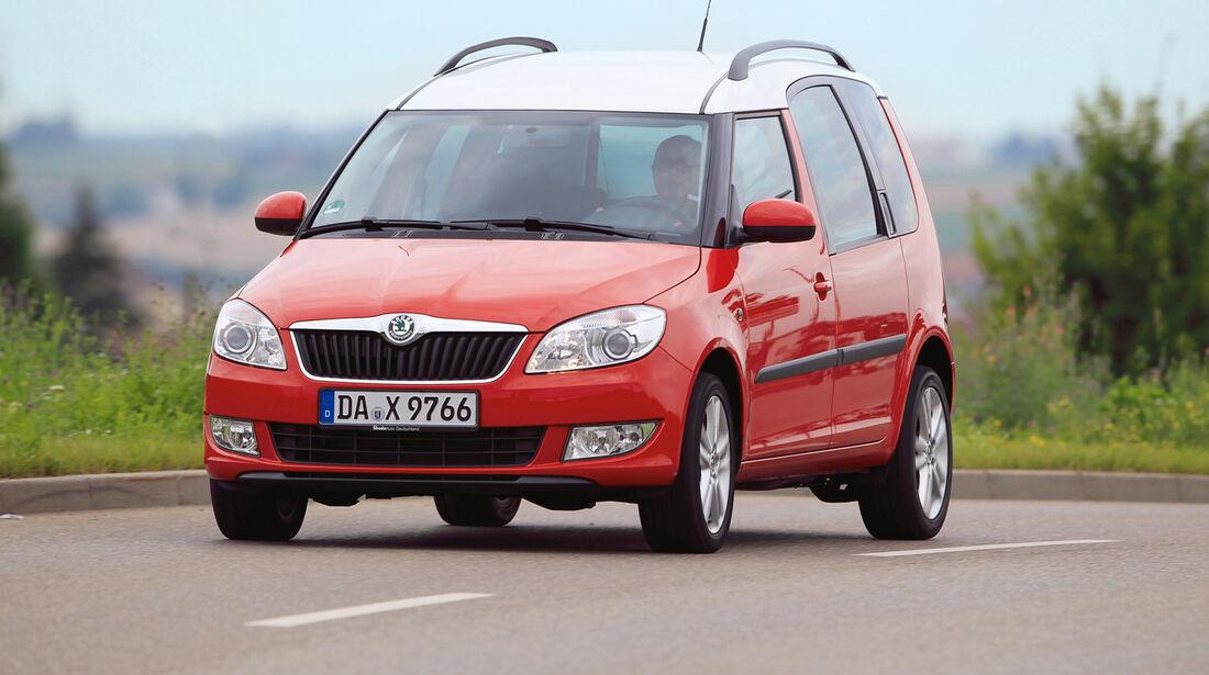 auto, motor und sport Leserwahl 2013: Kategorie K Vans - Skoda Roomster