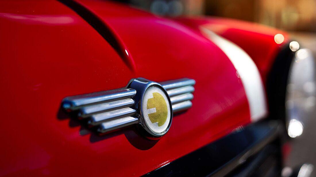 classic Mini Electric