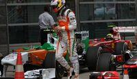 di Resta GP China 2011