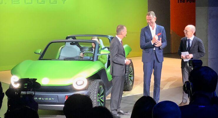 e.Go Kooperation VW MEB