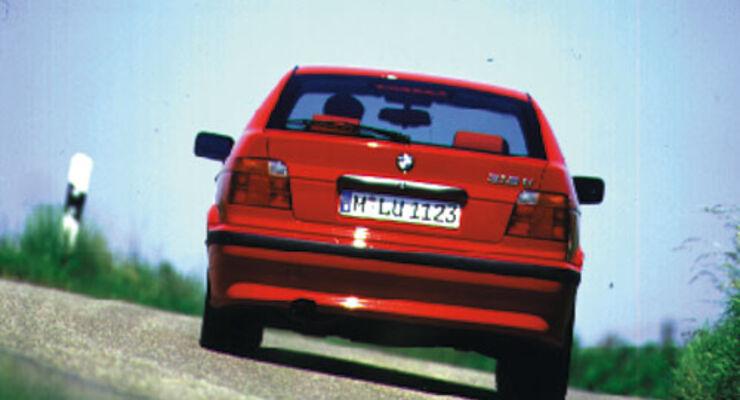 BMW 318 ti Compact - auto motor und sport