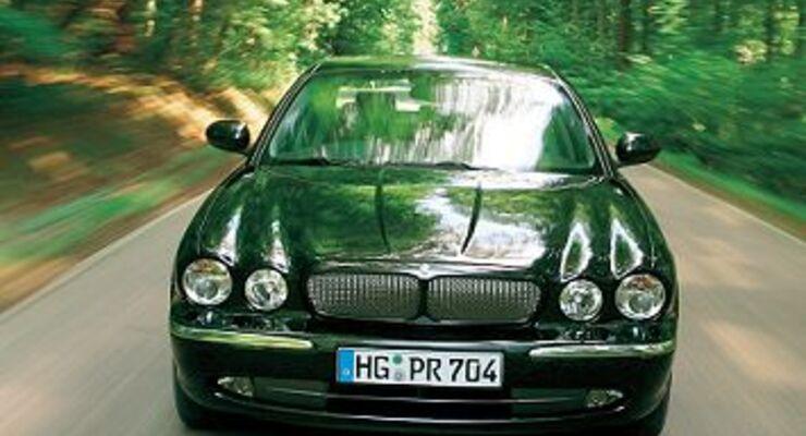 jaguar xjr im test auto motor und sport. Black Bedroom Furniture Sets. Home Design Ideas