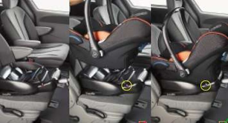 kindersitz maxi cosi ruft easy fix zur ck auto motor und sport. Black Bedroom Furniture Sets. Home Design Ideas