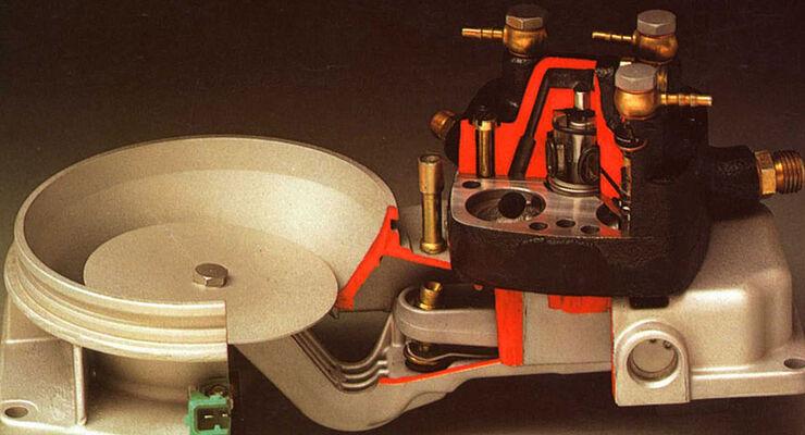 Bosch Mit Schwerpunktthema K Jetronic Auto Motor Und Sport