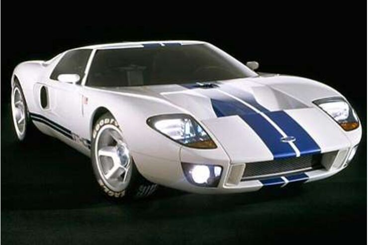 ford gt 101 exemplare f r europa auto motor und sport. Black Bedroom Furniture Sets. Home Design Ideas