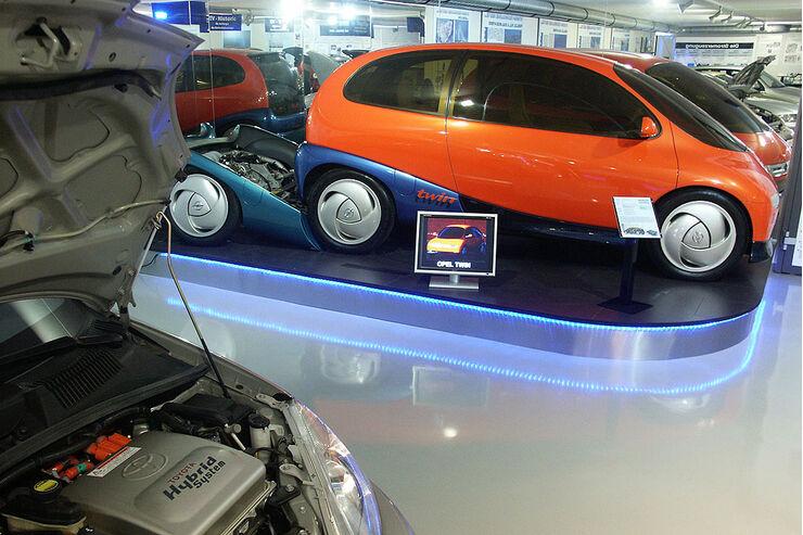 hybridauto opel twin von 1992 auto motor und sport. Black Bedroom Furniture Sets. Home Design Ideas