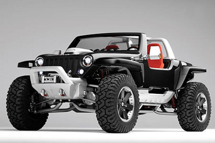 jeep hurricane: 4x4 mit doppel-herz - auto motor und sport