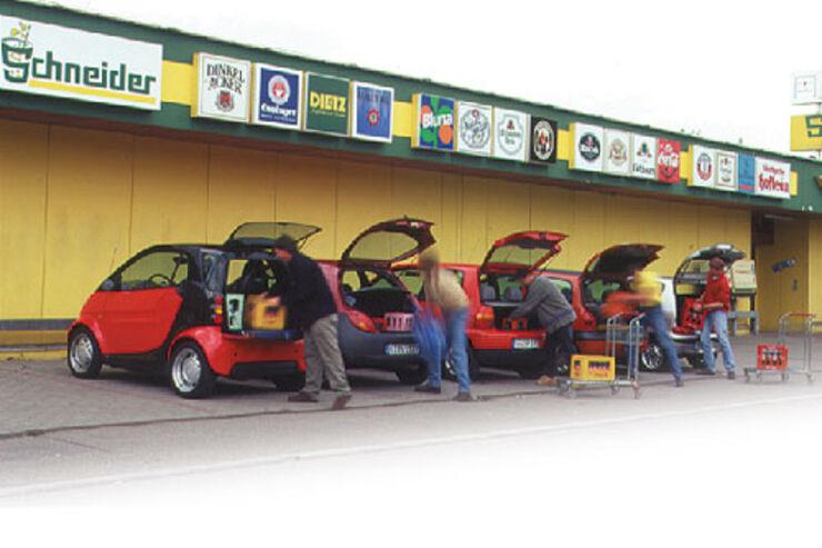 Seat Arosa - auto motor und sport