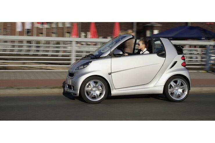 brabus smart kraftzwergel auto motor und sport. Black Bedroom Furniture Sets. Home Design Ideas
