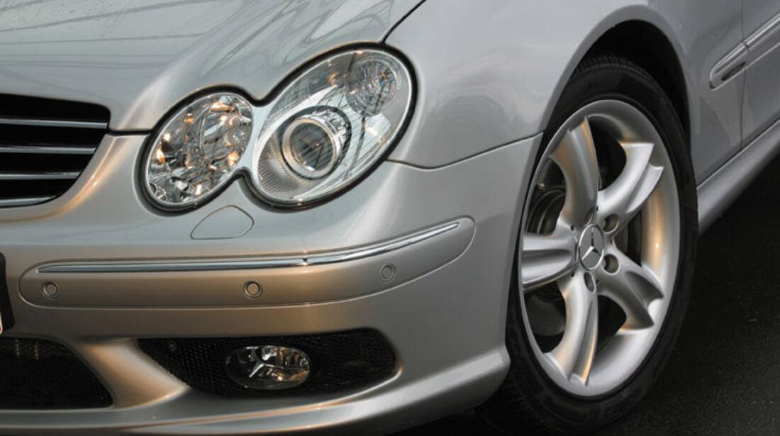 Gebrauchtwagen Mercedes Clk Im Mängelreport Mercedes Clk Mercedes
