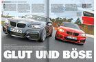 spa0215, Heftvorschau, BMW M235i, AC Schnitzer, RS-Raceline