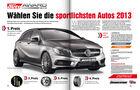 sport auto 04/2013 - Heftinhalt