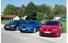 sport auto 10/2016 - Gebrauchte Sportwagen - Seat Leon Cupra R - Skoda Octavia RS - VW Golf GTI