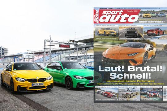 sport auto 12/2018 - Heftvorschau
