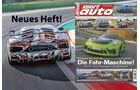 sport auto 9/2018 - Heftvorschau