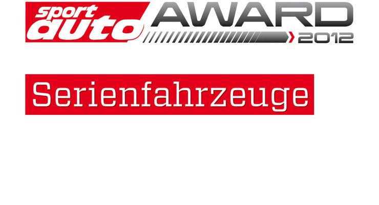 sport auto Award 2012 Serienfahrzeuge