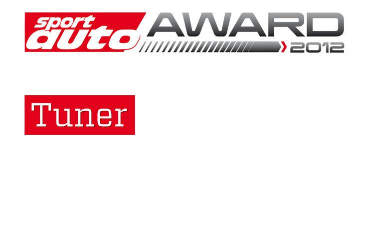sport auto Award 2012 Tuner
