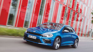 sport auto Award 2017 - L 118 - VW Scirocco R