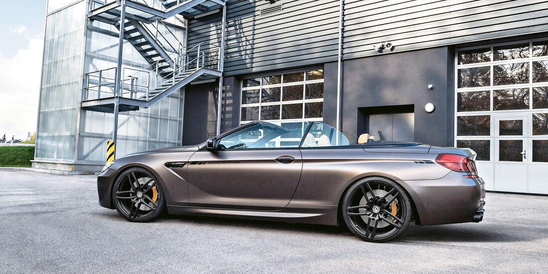 sport auto Award 2017 - W 202 - G-Power-BMW M6 Cabrio