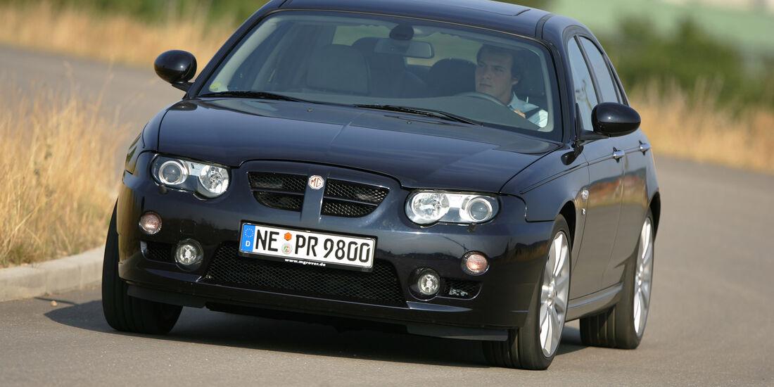 sport auto-Exotendeals bis 15.000 Euro, Gebrauchtwagen-Spezial, 04/2016, MG ZT V8