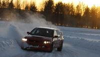 sport auto-Wintertraining