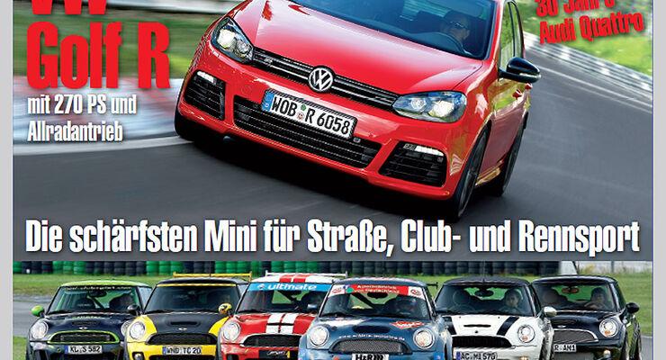 sport auto-Zeitschrift 10-2010