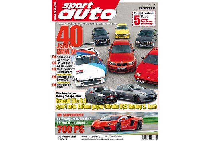 sportauto 08/2012