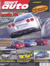 sportauto, Heft 06/2007