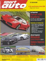 sportauto, Heft 07/2008