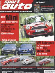 sportauto, Heft 09/2008