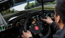 upracer, Rennsimulator, TuningWorldBodensee 2017